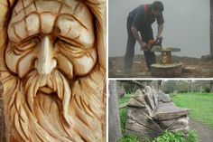chainsaw art Chainsaw Carving: Art at the Cutting Edge