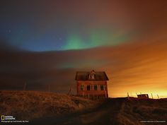 Northern Lights - National Geographic