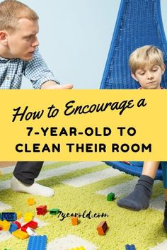 Getting our kids to clean their rooms can be quite the hassle, so how do we encourage them to do it, and teach them the importance of it? In this article, we will answer that question! Old Room, Seven Years Old, Tidy Up, Life Is Hard, 7 Year Olds, Our Kids, Need To Know, Encouragement, Parenting