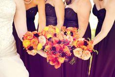 fall wedding bouquet Photo by Angeli. #minneapolisweddingflorists   #weddingflowers #fallweddingcolors