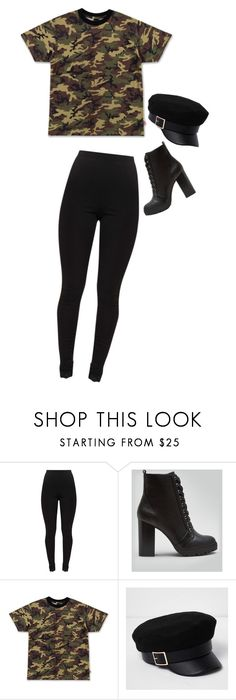 """""""Micaela"""" by slutify ❤ liked on Polyvore featuring New Look and River Island"""