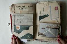 by Katie Jones-Barlow The Raven, Raven King, Bujo Inspiration, Art Journal Inspiration, Journal Ideas, Creative Journal, Junk Journal, Bullet Journal, Arte Sketchbook