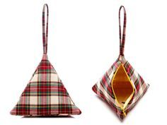 Slow and Steady Wins the Race Tartan Pouch   Holiday Accessories   Everywhere
