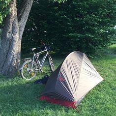 My place on the earth. . . #gotiktour #donauradweg #jakobsweg #bike2stars