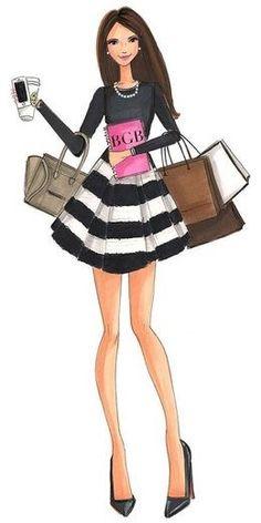 Holly Nichols (stripes)