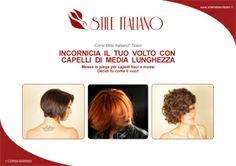 Realizza la tua messa in piega per capelli medi, mossi o lisci, per le tue serate!!! Clicca @ www.stileitalianoteam.it/shop/ #hair #hairstyle #capelli