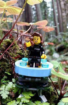 LEGO Adventure Book fun!