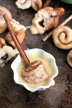 Is This Cinnamon Roll Fondue Genius or Just Bonkers?
