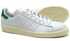 adidas Originals CP 80s NIGO [WHITE / GREEN] (B33821)