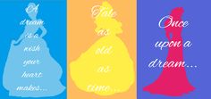 Disney Princess Silhouettes by mlpdisney.deviantart.com on @deviantART