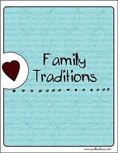 along with my sister my family and the traditions we do effect my culture