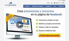 7 aplicaciones para crear concursos y promociones en Facebook. #Facebook #Promotions #Promociones #Concursos