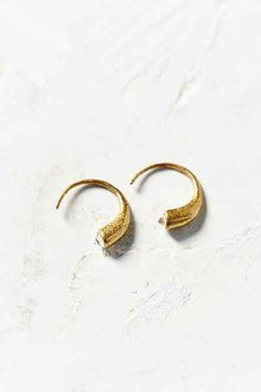 Luv Aj Vertigo Coil Threader Earring