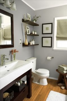 would love to redo my bathroom