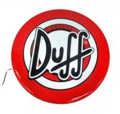 Luminoso de Parede 40cm Duff Beer Os Simpsons - LojaTip - Presentes para…