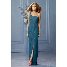 Bobbinet Teal Bridesmaid Dresses TET16 - $107.00