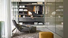 Gliss Walk-In Walk-in Closets Molteni & C