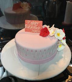 [OC] White Chocolate Cake with Frangipani's [27513143]