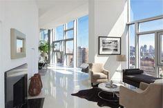 Fabulous luxury penthouse in New York City