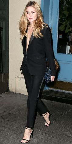 Look of the Day - Olivia Palermo  - from InStyle.com
