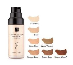FM Advanced Foundation 30ml via Federico Mahora Products With Selina-Lou…. Click on the image to see more!