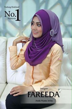 Hijab Head Scarfs, Neck Scarves, Hijab Tutorial, Girl Hijab, Beautiful Hijab, Mode Hijab, Neck Warmer, Long Dresses, Scarf Styles