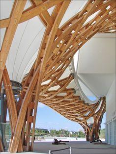 La_charpente_du_Centre_Pompidou_Metz_(4928133821)