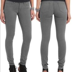 J Brand 901 Stonehenge in stonehenge 28 J Brand Stretch Denim Leggings in Stonehenge J Brand ...