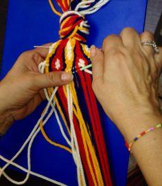 fajon Sewing Patterns Free, Free Pattern, Crochet Patterns, Finger Weaving, Tapestry Crochet, Free Crochet, Macrame, Diy And Crafts, Braids
