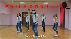 sofia - alvaro soler academy dancing - YouTube