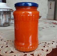 Drink Bottles, Mason Jars, Pesto, Canning, Food, Essen, Mason Jar, Meals, Home Canning