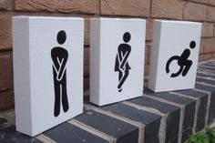 Must-Have Restroom Signs