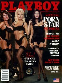 Playboy March Allen Iverson/Philadelphia 76ers Interview, Jamie Foxx 20 Questions, Gary S. Kadet Fiction, Women of Porn Pictorial, Bret Boone/Seattle Mariners Profile 2002 - http://www.nbamixes.com/playboy-march-allen-iversonphiladelphia-76ers-interview-jamie-foxx-20-questions-gary-s-kadet-fiction-women-of-porn-pictorial-bret-booneseattle-mariners-profile-2002 - http://ecx.images-amazon.com/images/I/51zyJMCKO4L.jpg
