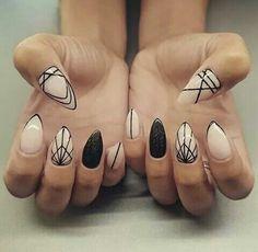 Genius! I honestly love that nails...