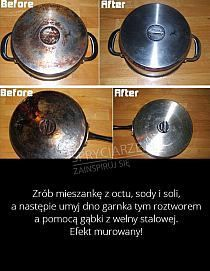DROŻDŻOWY TRIK URODOWY O KTÓRYM PRAWDOPODOBNIE NIE WIES… na Stylowi.pl Home Crafts, Diy And Crafts, Diy Cleaners, Home Hacks, Good Advice, Organization Hacks, Homemaking, Clean House, Interior Design Living Room