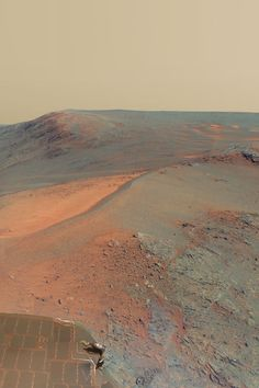 You can see more Mars Panoramas at: mars.arounder.com/