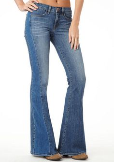 Revolt Retro Flare Jean #revolt #retro #flare #jean #alloy #alloyapparel http://www.alloyapparel.com/product/s+-+p+by+standards+-+practices+sequin+destructed+skinny+175472.do?sortby=ourPicks