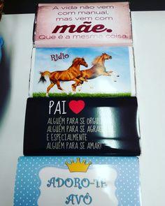 Chocolatinhos ao seu gosto, ofereça a alguém importante para si...