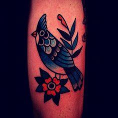 Greenpoint Tattoo Co. Brooklyn, Ny. WED-SUN. 12-8. (718)349-2025 by mark_cross, via Flickr