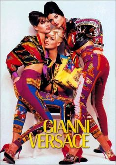 Image detail for -style-blog-pilonstein-1990s-fashions-versace
