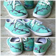 Arizona Iced Tea shoes - A pair of $5.87 sneakers, an 80 cent can of AIT, and some Sharpies....BOOM.