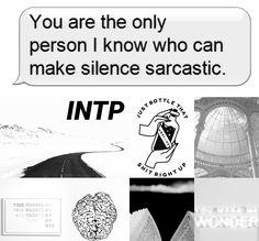 INTP aesthetic