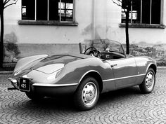 1955 Alfa Romeo Giuletta Spider (Bertone)