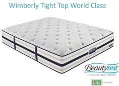 simmons beautyrest recharge world class wymberly luxury firm mattress set las vegas furniture online