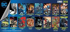 Resultado de imagen para calendario comics septiembre 2016