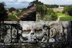 Las Ruinas Mayas en Palenque