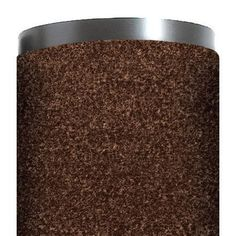 "3' x 6' Brown (1 per Pack) by Box. $105.65. Densely tufted, cut pile mats provide moisture retention.Non-slip vinyl backing.3/8"" thickness."