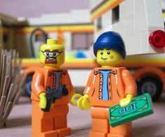 LEGO Breaking Bad Meth Lab Playset -- Get the vertical inhabitant of LEGOville enamored on the blue-green gear using this LEGO Breaking Bad meth lab playset. LEGO Walter White and Jesse Pinkman hit wear in their archetypal orange jumpsuits qualified to cook the finest crystal this side of the border.