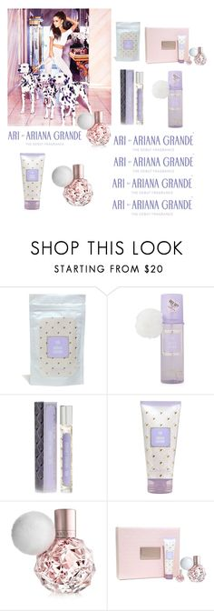 """""""Ari-Ariana Grande debut fragrance"""" by i1422220 ❤ liked on Polyvore"""