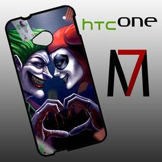 Features: and attractive outlook to fit for HTC One perfectly, and can be installed/removed easily your HTC One from external scratches and shocks or dirt Htc One M7, Harley Quinn, Joker, Stylish, Fit, Shape, Harley Quin, The Joker, Jokers